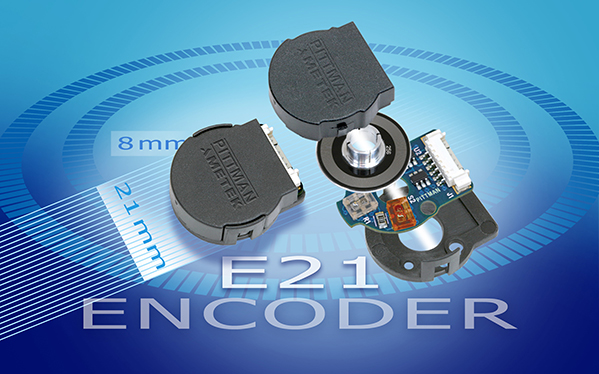 New Compact Encoders for OEM Designs
