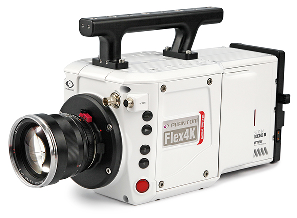Vision Research Unveils New Global 4K High-Speed Camera for ...