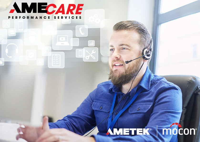 AMETEK MOCON Launches New AMECare® Performance Services Program for USA Permeation Instruments