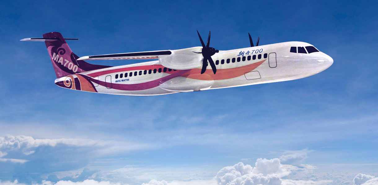 AMETEK Sensors and Fluid Management Systems Selected to Supply Fuel Gauging System for AVIC XCAC MA700 Regional Turboprop